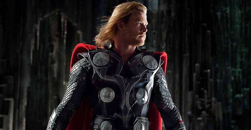 4K August 2019 - Thor