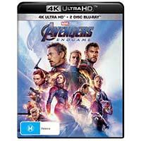 4K August 2019 - Avengers: Endgame