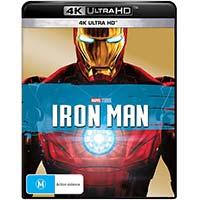 4K August 2019 - Iron Man