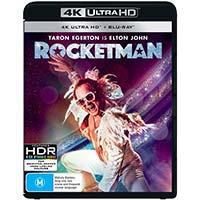 4K August 2019 - Rocketman