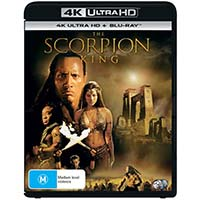 4K August 2019 - The Scorpion King