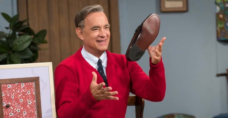 Have A Beautiful Day in the Neighborhood with Tom Hanks