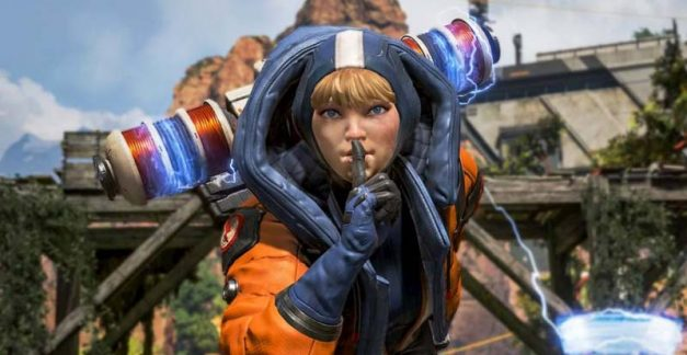 Apex Legends season 2 is go!