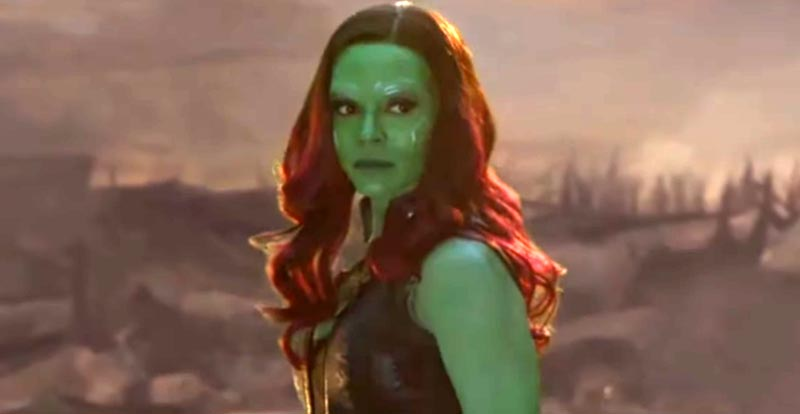 Avengers: Endgame – what happened to Gamora?