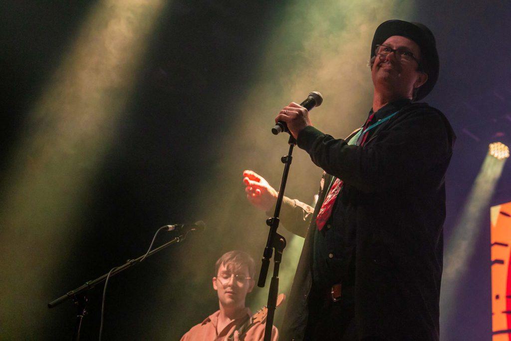 Ball Park Music and Dave McCormack (Custard)