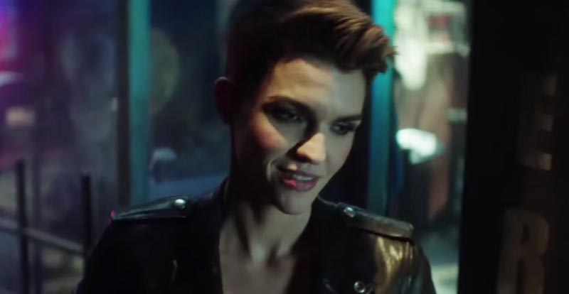 Get your Bat tatts out for Batwoman!