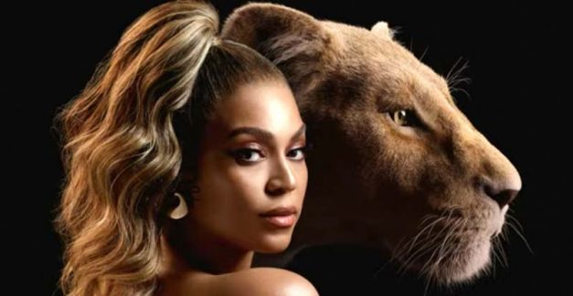 Hear Beyoncé's shiny new track from The Lion King