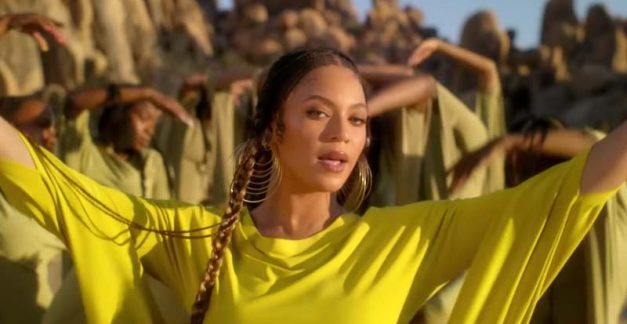 Beyoncé releases video for The Lion King track 'Spirit'