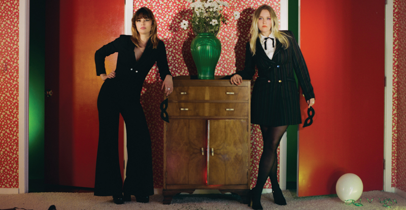 Sisterly duo Bleached release the fearless 'Don't You Think You've Had Enough?'