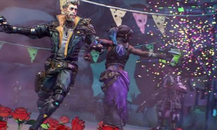 Happy Together with Borderlands 3