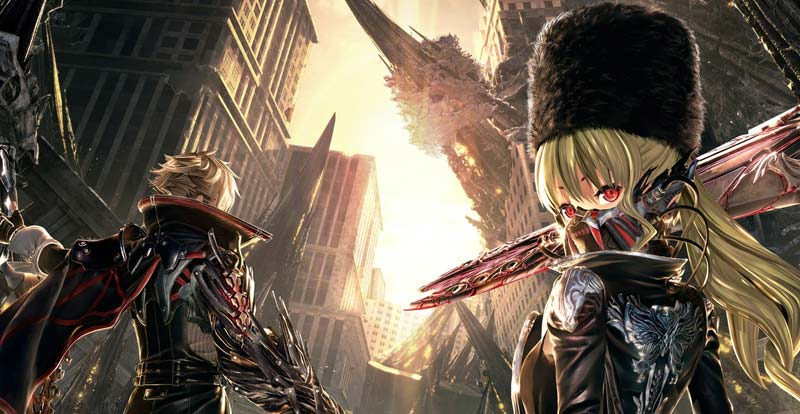 Behold the wonders of Code Vein – yeah!