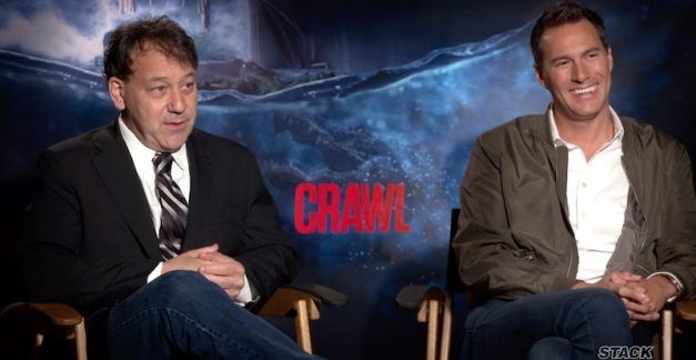 Crawl – a chat with producers Sam Raimi & Craig J. Flores