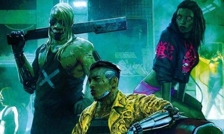 Win $$$s by dressing Cyberpunk 2077 style