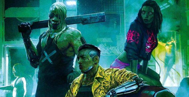 Win $$$s by dressing Cyberpunk 2077 style
