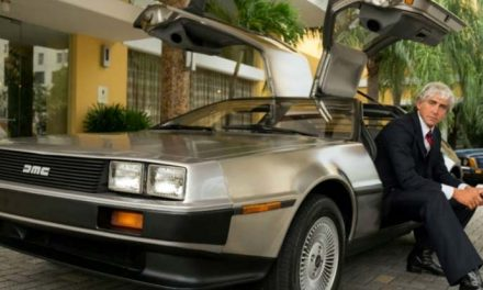 The heavy story of the DeLorean coming in Driven