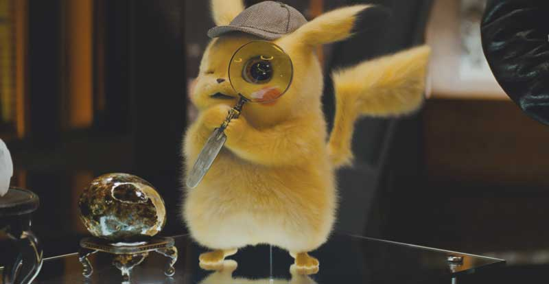 Detective Pikachu on DVD, Blu-ray & 4K August 21