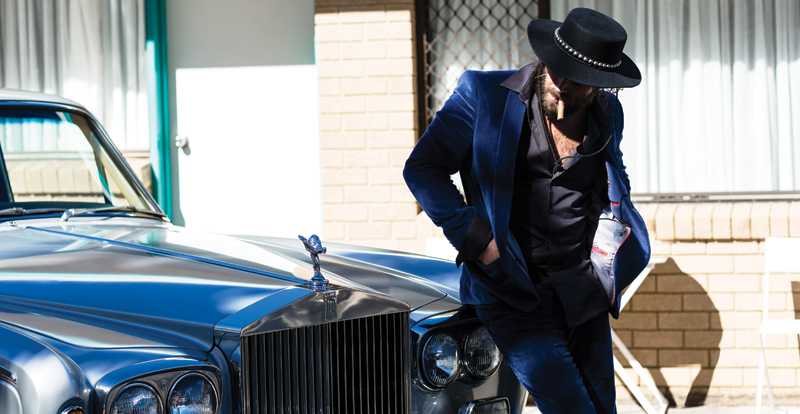 Chewing the fat with the Smooth Big Cat: A chat with Dope Lemon (Angus Stone)