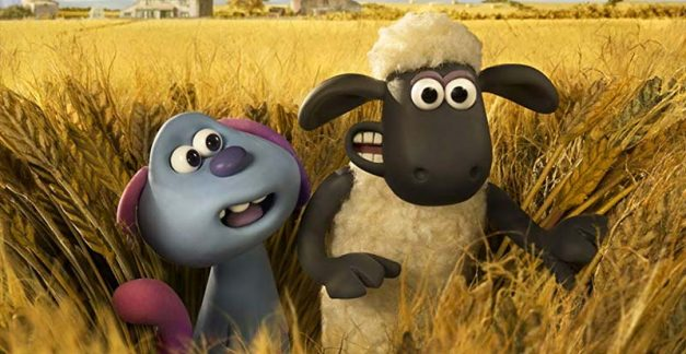 A Shaun the Sheep Movie: Farmageddon – review