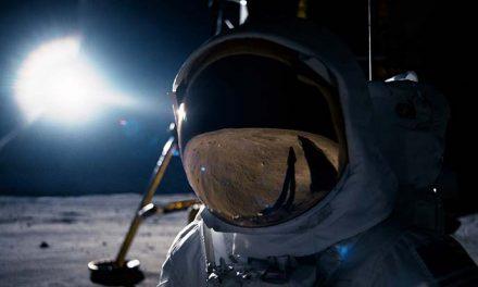 Revisit the moon landing via First Man