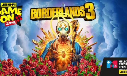 Be the first to play Borderlands 3 in Australia at the MEO!