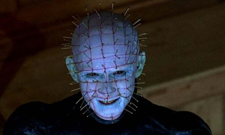 Do not adjust your sets, Hellraiser TV series coming