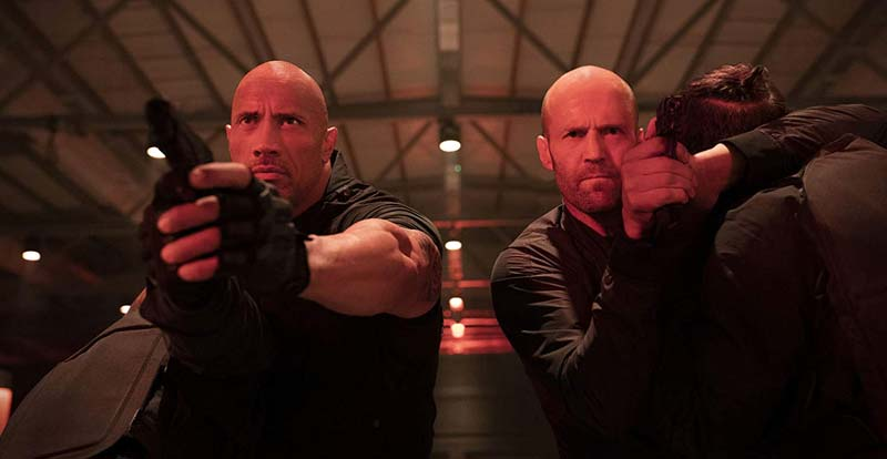 You want a war? OK – new look at Fast & Furious: Hobbs & Shaw