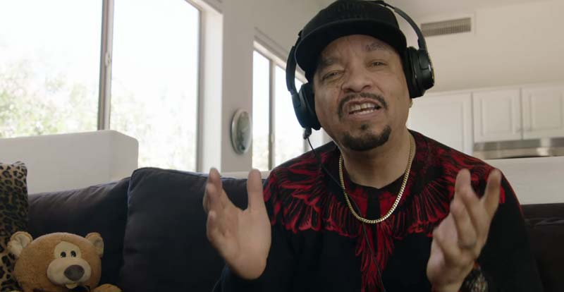 Ice-T's rules of gamer etiquette