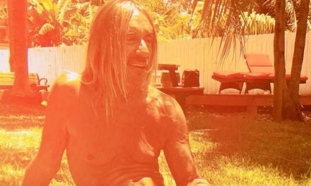 The name's Pop, Iggy Pop.