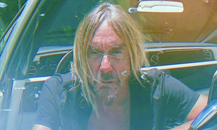 Iggy Pop's new album is 'Free'!
