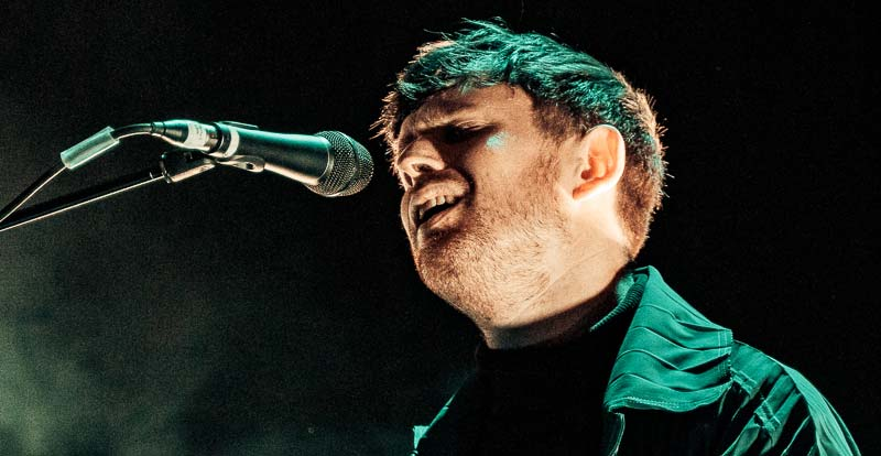James Blake @ The Forum – gallery