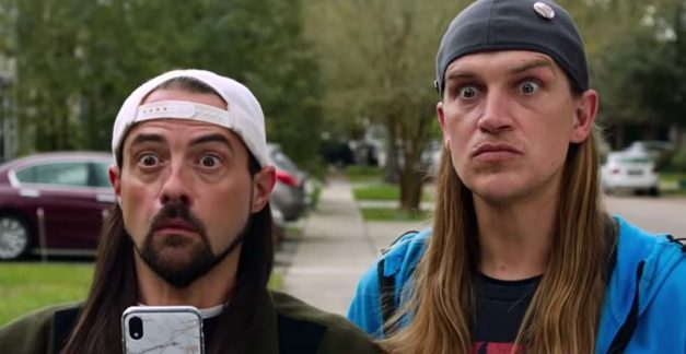 Cue the music – it's a first look at Jay & Silent Bob Reboot