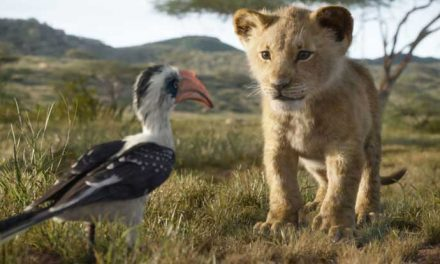 The Lion King on DVD, Blu-ray & 4K November 13