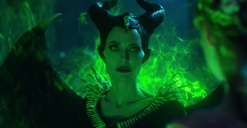 Going green with Maleficent: Mistress of Evil