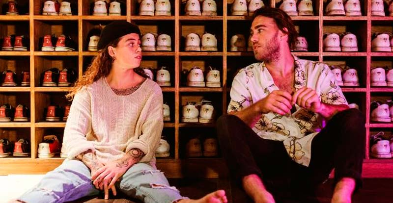 Matt Corby and Tash Sultana hit with new single