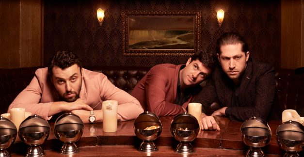Mini Mansions, 'Guy Walks into a Bar…' review