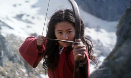 A first look at Disney's upcoming Mulan