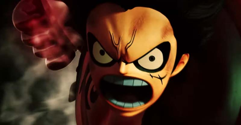 Prepare for a hearty dose of One Piece: Pirate Warriors 4