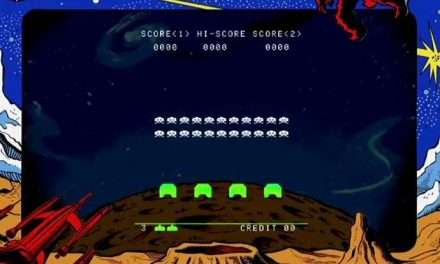 BOMP! BOMP ! BOMP! Space Invaders movie still a thing
