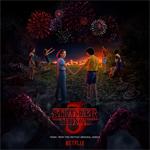 Stranger Things OST album cover
