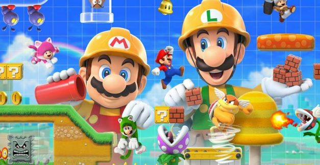 5 Super Mario Maker 2 tips from Mr Tezuka
