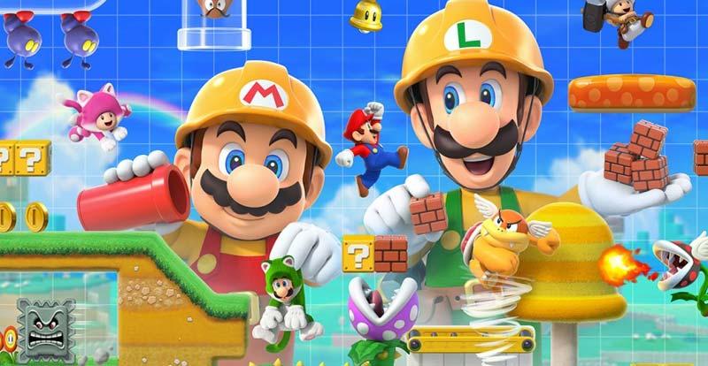 5 Super Mario Maker 2 tips from Mr Tezuka
