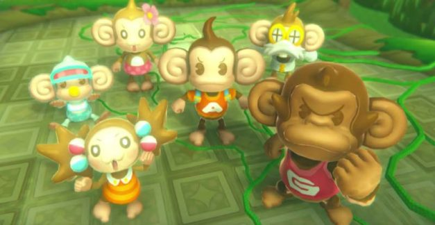 Have a ball with Super Monkey Ball!