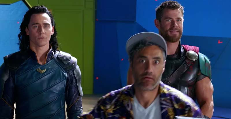 Phwoar! Taika Waititi returning for more Thor