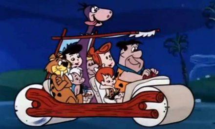Flintstones, meet the Flintstones… again!