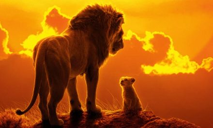 All the live-action in The Lion King