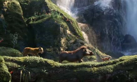 Another peek inside The Lion King
