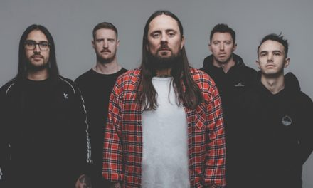 Thy Art Is Murder, 'Human Target' review