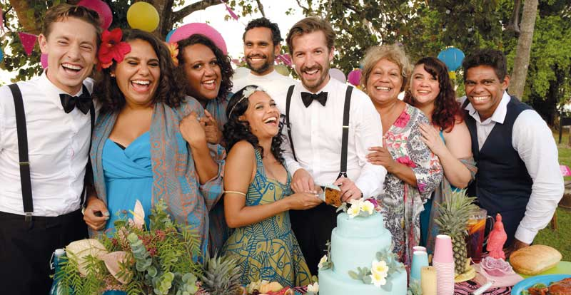 Top End Wedding on DVD & Blu-ray August 14