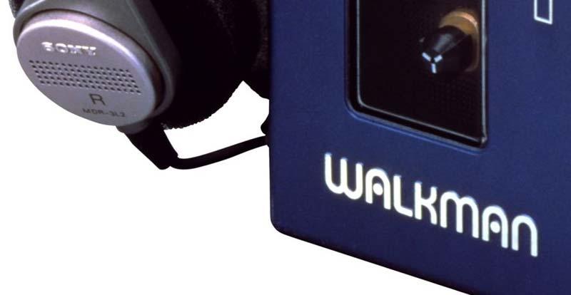 The Sony Walkman is 40!