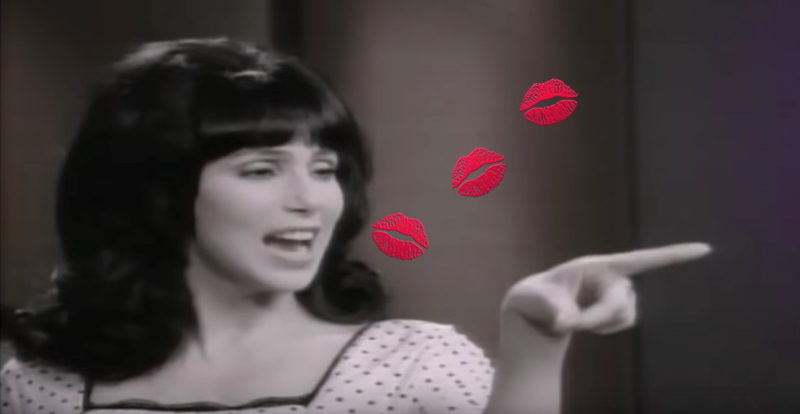 Top 10 tracks for smooching on International Kissing Day